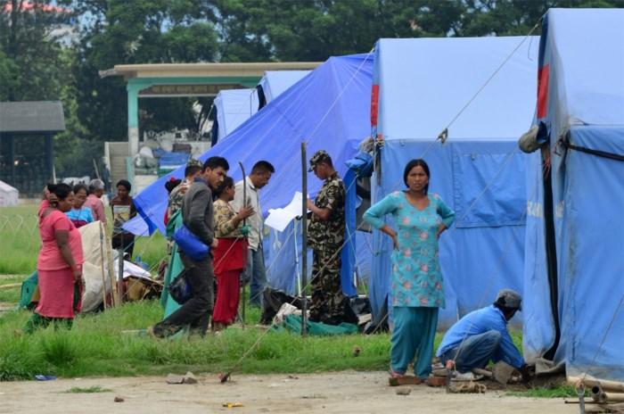 'Nepalese vrouwen drie maanden na aardbeving nog altijd bang voor geweld'