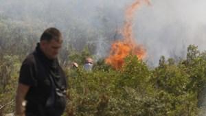 Noodtoestand in delen van Kroatië na bosbranden