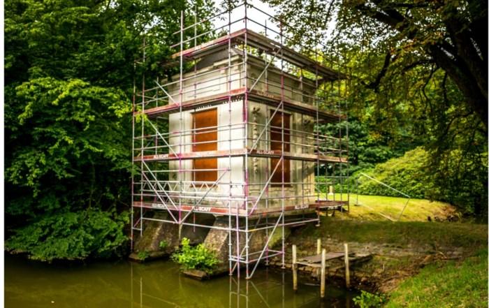 Restauratie voor twee paviljoentjes