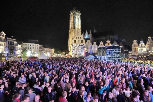 Sint-Rombouts torenhoog succes: 200.000 bezoekers