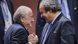 Blatter: 'Platini intimideerde mijn familie'