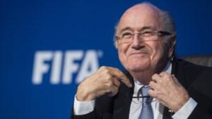 Blatter: 'België en Nederland waren naïef door voor WK 2018 te gaan'