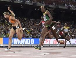 WK ATLETIEK. Schippers pakt goud, Van Der Plaetsen op schema voor Rio