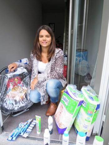 Gislaine zet Schotense hulpactie in gang voor vluchtelingen