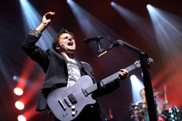 Muse geeft exclusief concert in AB voor 'Artsen Zonder Grenzen'