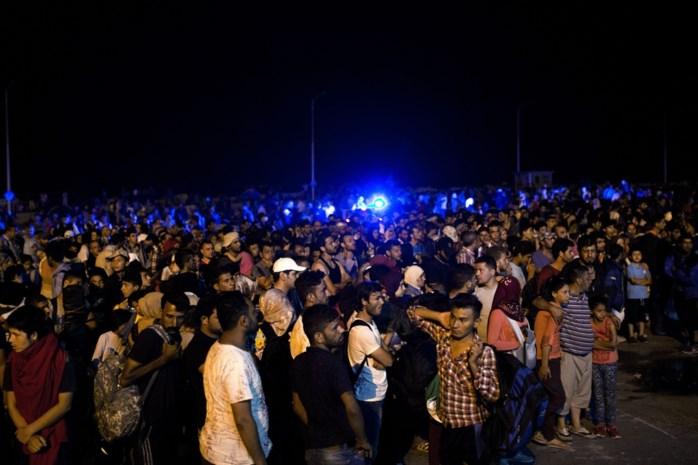 Opnieuw duizenden migranten verwacht in Piraeus
