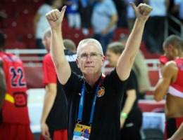 Eddy Casteels ziet gretige Belgian Lions Estland verpletteren