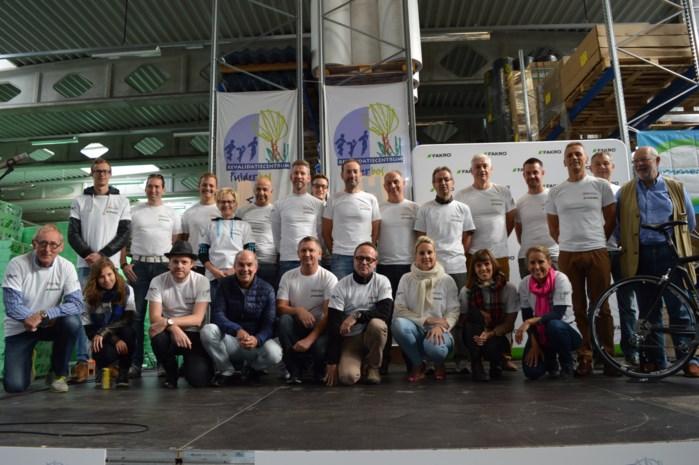 Eerste Albintra-FAKRO Classic trekt meteen 400 fietsers