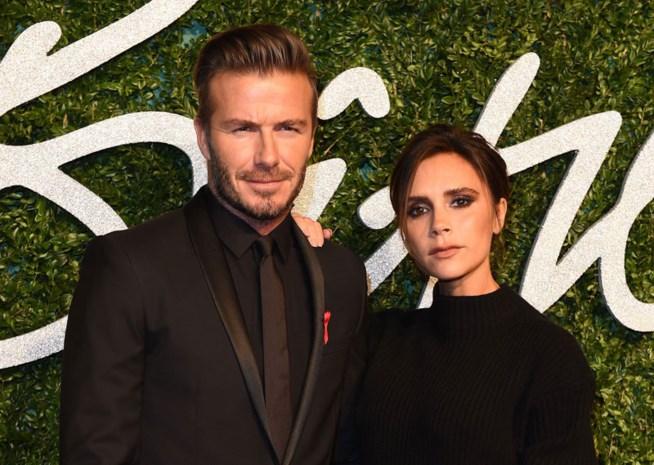 Beckhams verwelkomen nieuw familielid