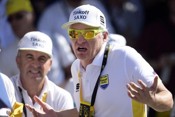 Oleg Tinkov: 'F*ck Astana, we gaan Dumoulin helpen'
