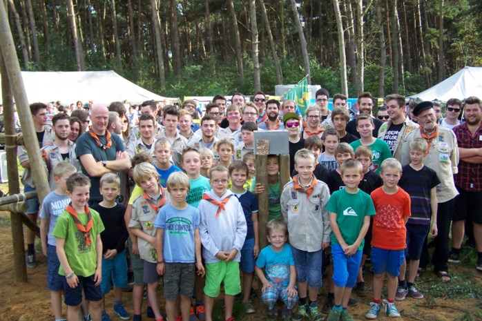 Alternatieve Top 100 trapt scoutskermis op gang