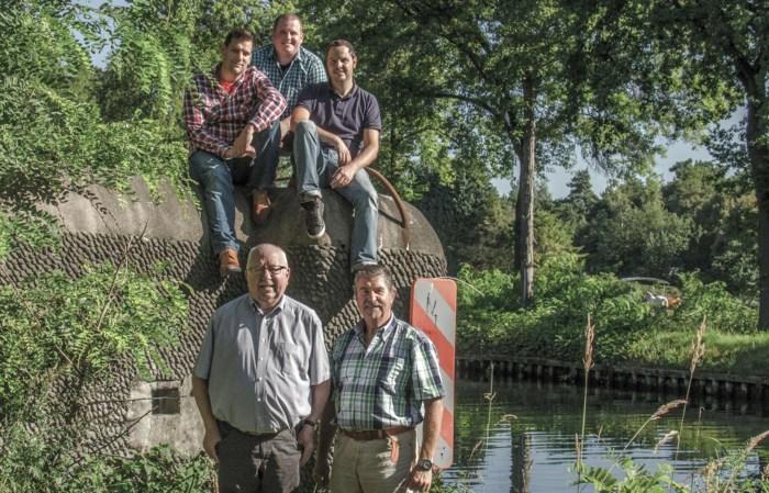 'Bunkers langs kanaal schrijven geschiedenis'