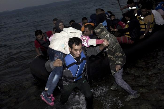 Lesbos registreerde deze week 22.500 migranten