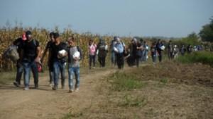 Kroatië telt bijna 1.200 vluchtelingen