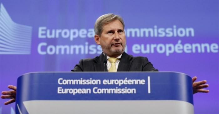 Europese Commissie wil Turkije tot één miljard euro steun aanbieden