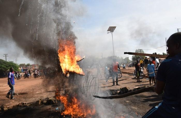 'Pleger staatsgreep Burkina Faso geeft zich over'