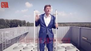 Op het dak van GVA met Erik Van Looy (integraal interview)