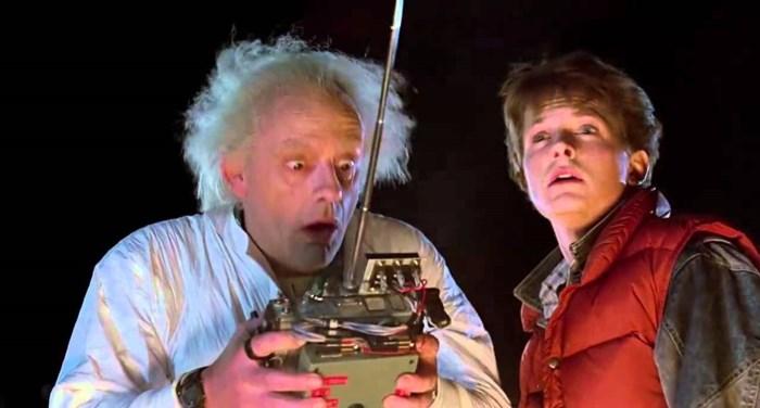 Kinepolis reist 'Back to the Future'