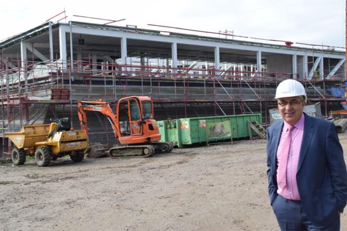 Nieuwbouw topsportschool loopt half jaar vertraging op