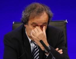 Michel Platini tekent officieel beroep aan tegen schorsing