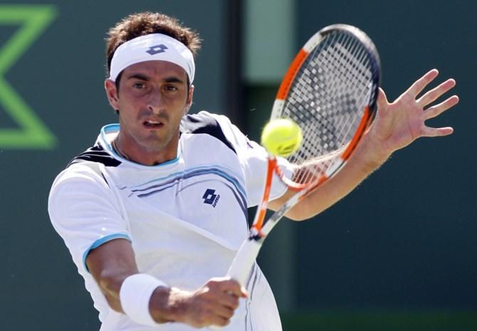 Levenslange schorsing Italiaanse tennissers Starace en Bracciali opgeheven