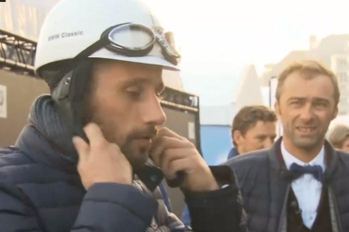 VIDEO. Matthias Schoenaerts verbluft in legendarische race