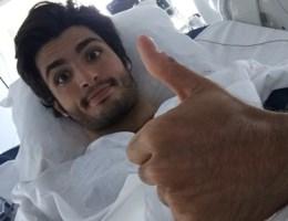 F1-piloot na zware crash: 'Dokters overtuigen zodat ik mag racen'