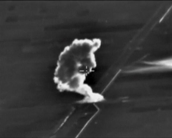 Russen voeren luchtaanvallen in Syrië op