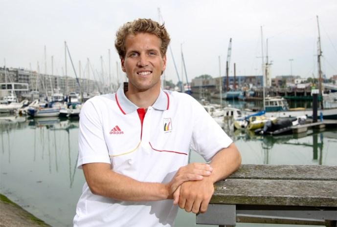 Wannes Van Laer wordt zesde in Laser Standard op Olympische zeilweek
