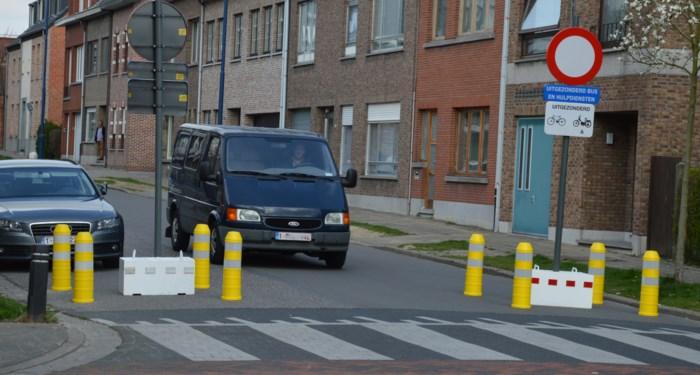 Schepen Wevers wijzigt verkeersplan