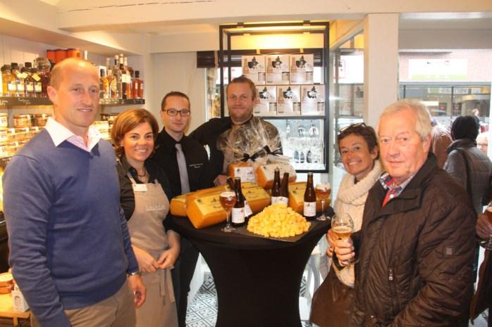 Kaashandel Lourdon combineert kaas met Brasschaats bier