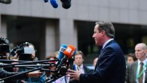 Cameron schakelt versnelling hoger in onderhandelingen over Brits EU-lidmaatschap
