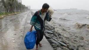Tyfoon richt ravage aan op Filipijnen