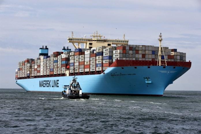 Lage olieprijs kost jobs bij Maersk
