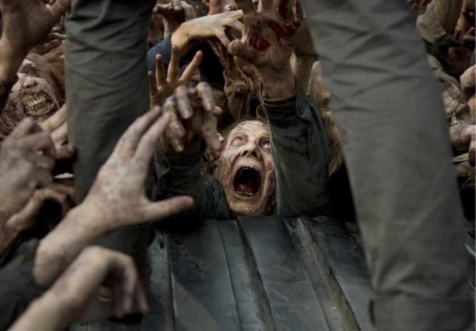 Hoofdpersonage 'The Walking Dead' verklapt megaspoiler