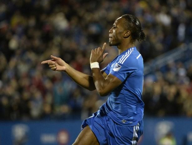 Ciman ziet Drogba op slotdag twee hakjes scoren: klaar voor play-offs