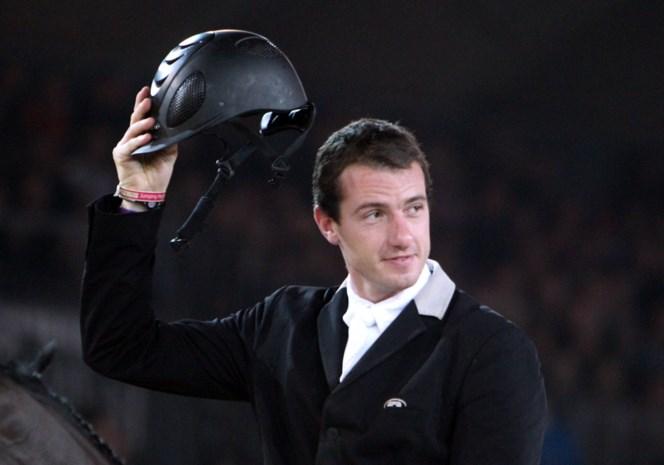 Gregory Wathelet derde in Masters Peking