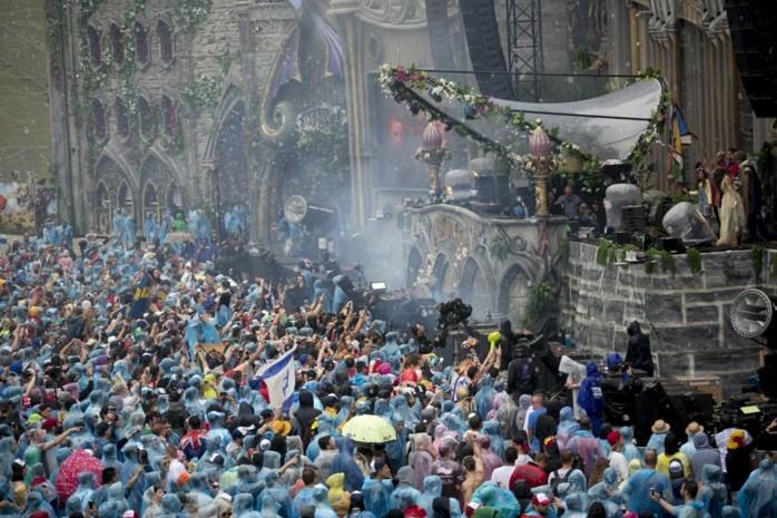 Tomorrowland verzilvert nominatie MTV Europe Music Awards niet