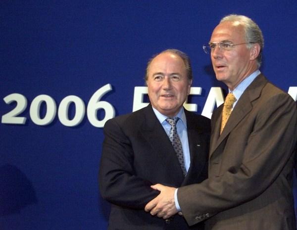 """Franz Beckenbauer: """"Ik heb een fout gemaakt, maar geen stemmen gekocht"""""""