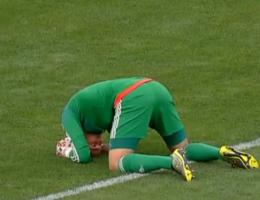 Flater Teunckens kost Jonge Duivels plaats in WK-finale