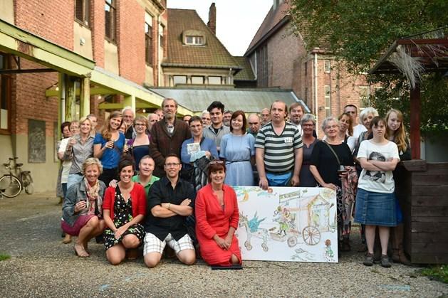 Sjarabang brengt inclusief theater bij De Peerle