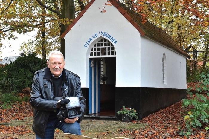 Heffenaar Willy Verworst maakt nieuwe kortfilm
