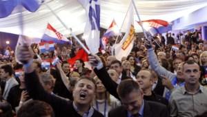 Kroatië staat voor moeilijke regeringsvorming