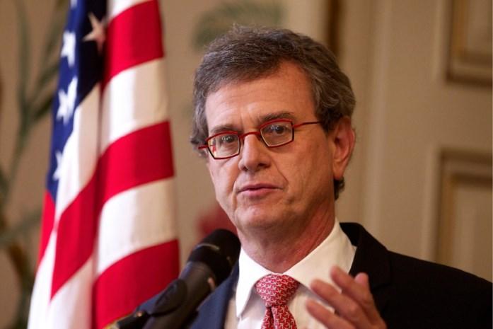 Ex-ambassadeur Gutman wil Belgische baggeraars naar VS halen