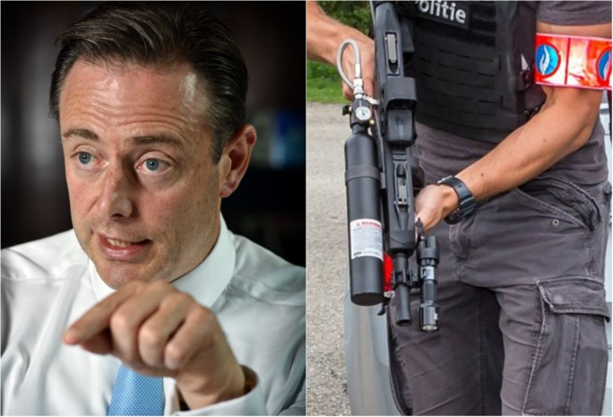 De Wever steunt Snelle Respons Team en haalt uit naar critici