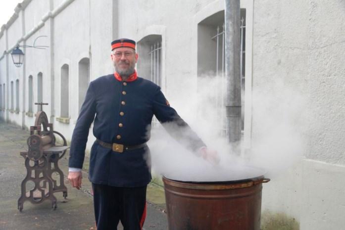 Puurs herdenkt Wapenstilstand in het Fort Liezele