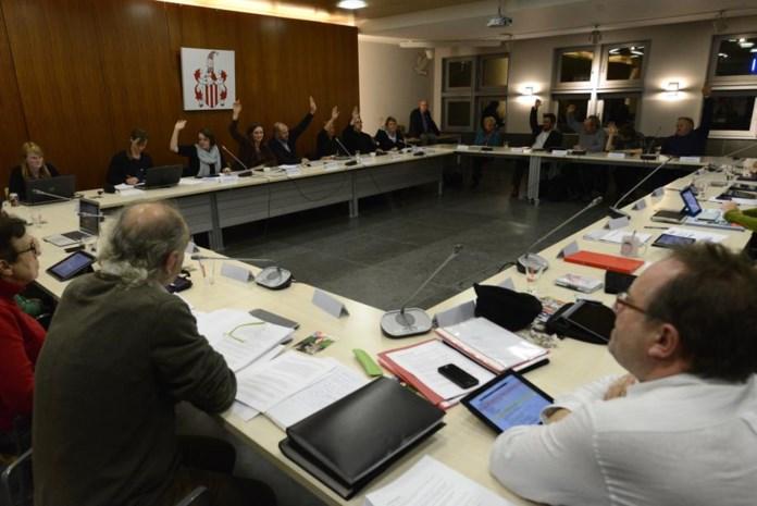 Begroting (nog) niet goedgekeurd na onenigheid in districtsraad