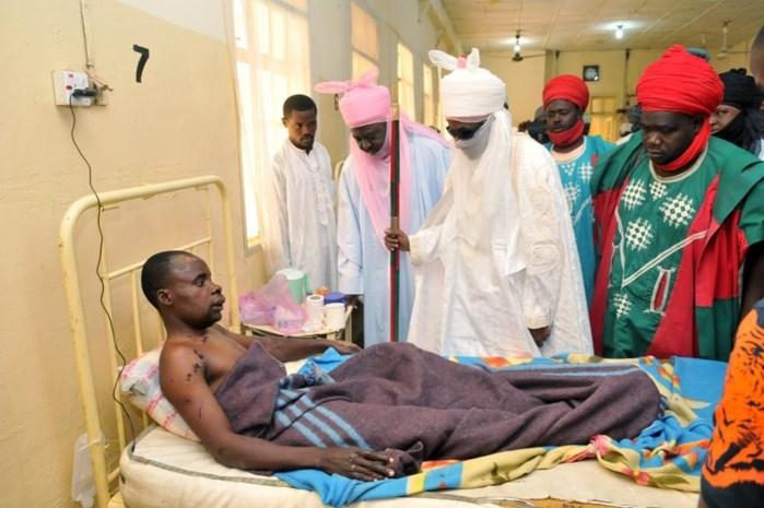 Zelfmoordterroriste doodt acht mensen in Noord-Nigeria