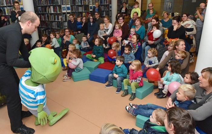 Boekbabydag lokt honderden kids naar Mechelse bib