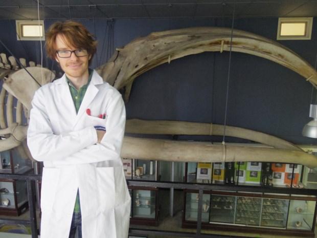 Biochemicus Pieter Van de Walle ontdekt geheim van langer leven